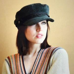 Corduroy Page Boy Hat